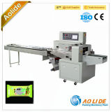 Food Wrapping Equipment Ald-350X Automatic Film Sealing Pillow Packaging Machine