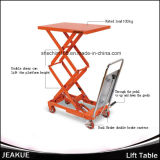 Jeakue Pedal Lift Table 100-150kg