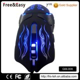 Optical Economic 6 Buttons USB Gaming Mouse