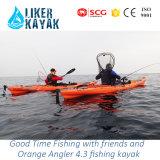 New Design Good Performance Leisure Fishing Kayaks Boat Motor