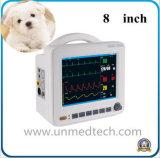 8 Inch Portable Veterinary Vet Patient Monitor