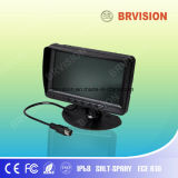 "7"" TFT LCD Monitor with 2 Cameras Input"