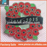 Poppy Pin Badge Cheap Promotional Items with Made Mold or Your Custom Design