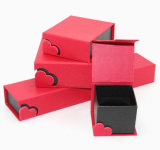 Red Pearl Paper Jewelry Boxes