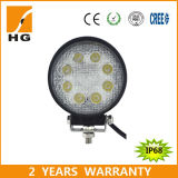 4.6inch 18W 24W 27W IP 68 Epistar LED Work Light for Automotive