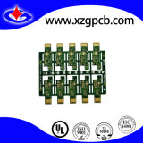 Fr4 Tg150 Gold Finger PCB Circuit for USB