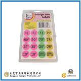 Customized Paper Adhesive Label (GJ-Label006)