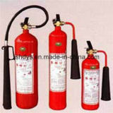 7kg Portable CO2 Fire Extinguisher (alloy-steel, GB4351.1-2005)
