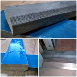 Flooring Door Profile Dark Grey MDF at 5cm Height *2cm Thickness