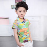 Hot Sale Summer Clothing Sets Kids T-Shirt for Comfortable
