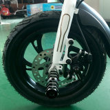 Mini Foldable Electric Bike with Lithium Battery
