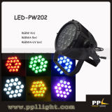 18PCS 10W RGBW Waterproof LED PAR Light