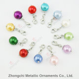 12 Colors Pearl Dangles for Floating Lockets
