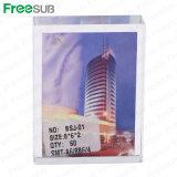 Freesub Sublimation Photo Printing Cube Gift Crystal (BSJ-01)