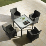 Cheap Price Top Design Outdoor Garden Furniture Dining Set Patio Furniture (YT020-1)