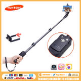 Top Quality Strong Selfie Stick with Bluetooth Remote Shutter (YUNTENG 1288)