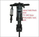 Hand Held Rock Drill Ty 24c Toyo Pneumatic Rock Drill