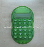 8 Digits Colourful Pocket Calculator (Green)