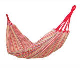 Multicolor Easy Portable Packing Cotton Camping Hammock