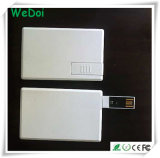 Business Credit Card USB Pendrive with OEM Logo (WY-C19)