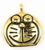 Stainless Steel Essential Oils Aromatherapy Locket Pendant for Gift