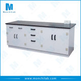 Chemistry Lab PP Side Bench with Chemical Resistance Performance