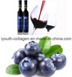 EU Quality Organic Blueberry Red Wine and Ice Wine Rich Anthocyanin, SOD, Anticancer, Anti-Aging, Antibacterial, Prevention of Gastric Cancer and Dementia, Food