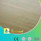 Household 12.3mm E0 HDF AC3 Embossed Waxed Edge Laminate Flooring