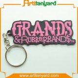 Custom PVC Key Chain with Design Logo