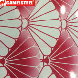 Color Coated Cold Rolled Zinc Aluminum Steel Coil