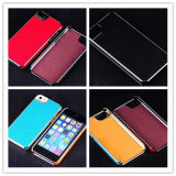 New Arrival Colors Leather Case for iPhone Case
