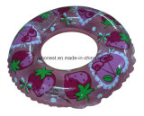 Customized Promotional Eco-Friendly PVC Inflated Swim Ring