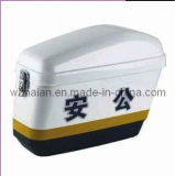 Police Motorcycle Side Tail Tool Box (HA-25)