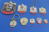UAE Falcon Keychain Necklace Items for National Day Promotional Gifts