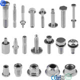 High Tensile Steel Auto Parts Fasteners Bolts and Nuts