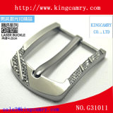 Customize Pin Buckle Supply Metal Belt Buckle for Leather