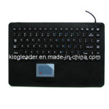 Waterproof Silicone Keyboard with Touchpad