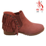 New Style Sexy Ankle Boots with Tassels Rivet (AB604)