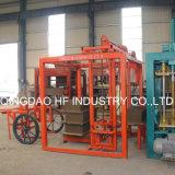 Qt4-16 Interlocking Stabilized Soil Block Machine Bevel Paver Brick Production Line