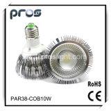 GU10 COB 18W LED Spotlight (PAR38-COB18W)