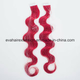 Full Cuticles Russian Remy Body Wave Tape in Human Hair Extensions