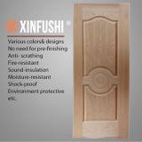 Nature Ash Veneer HDF Door Skin