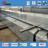 ASTM2554 Hollow Section Stainless Steel Pipe
