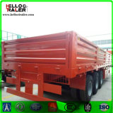 13m Sidewall Semi Trailer with 900mm Sideboard Removable