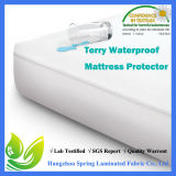 Hot Saferest Hypoallergenic Waterproof Queen Size Vinyl Free Mattress Protector