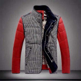 Fashion Outer Wear Outdoor Clothes Fleece Winter Jackets for Man