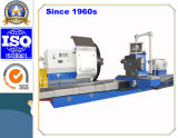 Large Floor Type Horizontal Heavy Duty Lathe Machine for Turning Oil Tube (CG61200)