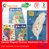 Two Folded Magnetic Board Magnet Book Magnetic Figures