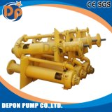 Abrasion Proof Vertical Sludge Slurry Pump