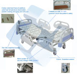 3 Functions Electric Hospital Bed Hydraulic ICU Hospital Bed for Sale